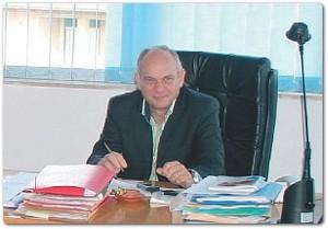 Dirigente Silvio Galeano