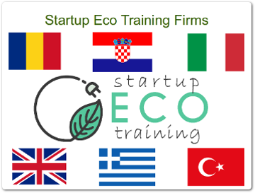 Erasmus+ Startup Eco Training Firms