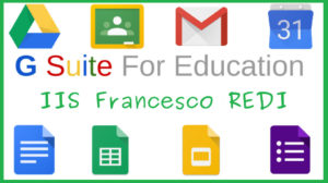 e-learning ISS Francesco REDI
