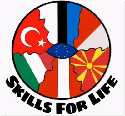 Erasmus+ - Skills for Life